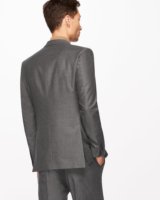 Italian Flannel Suit Jacket