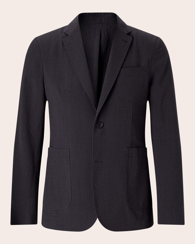 Italian Seersucker Jacket