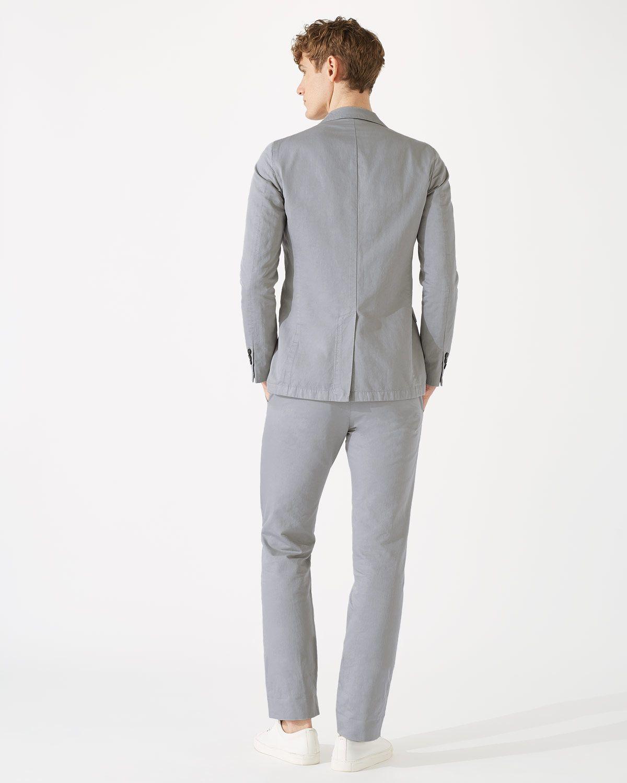 Cotton Linenen Garment Dye Jacket