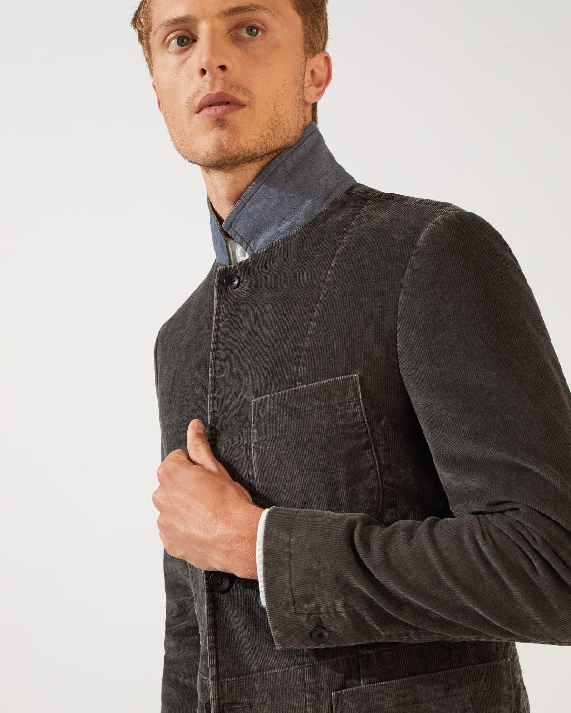Hockney Cord Jacket