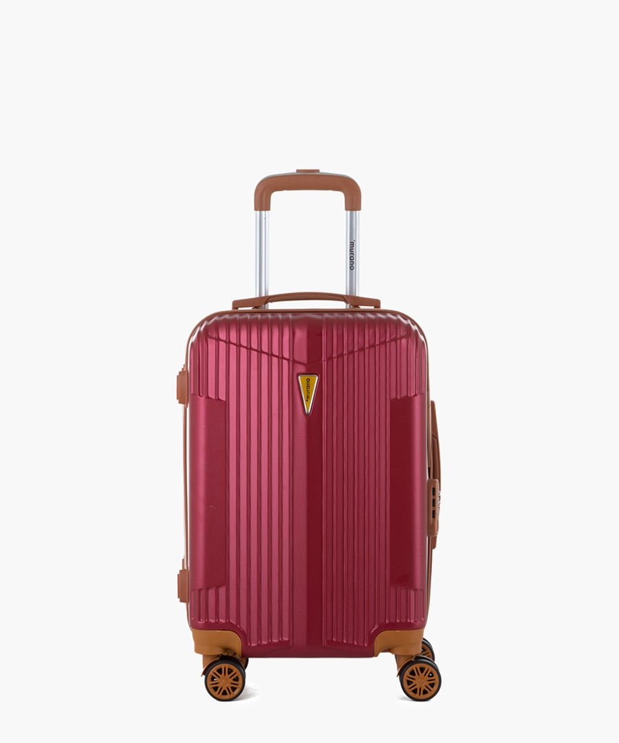 Red cabin suitcase
