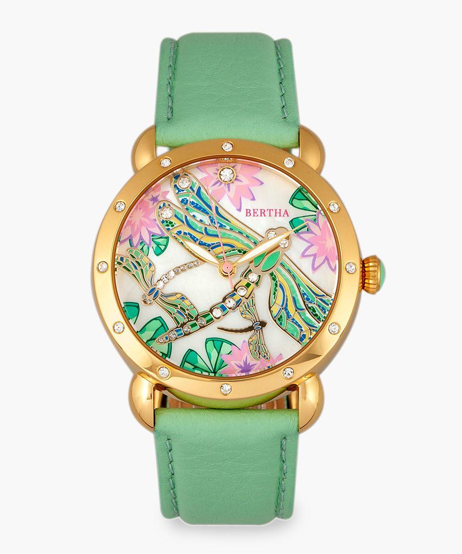 Jennifer mint watch