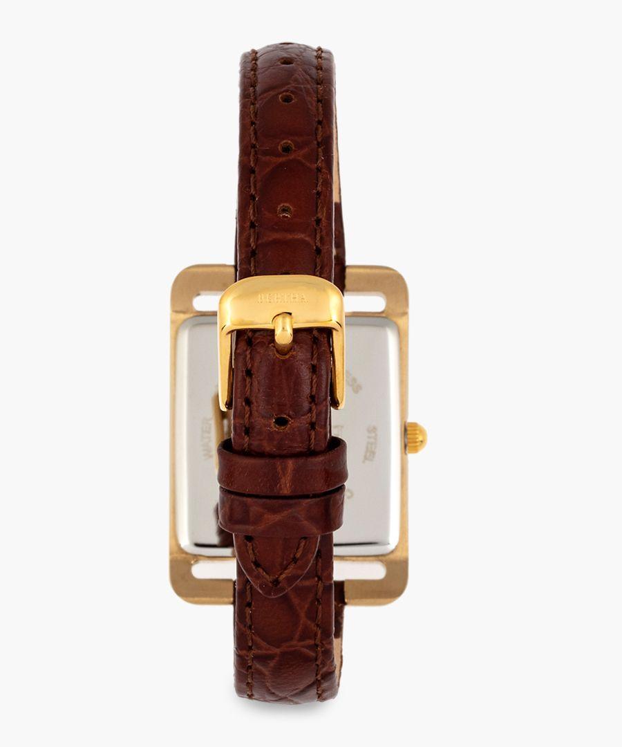 Marisol brown watch