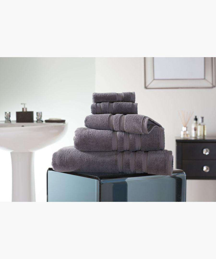 Magnesium Turkish pima cotton bath towel