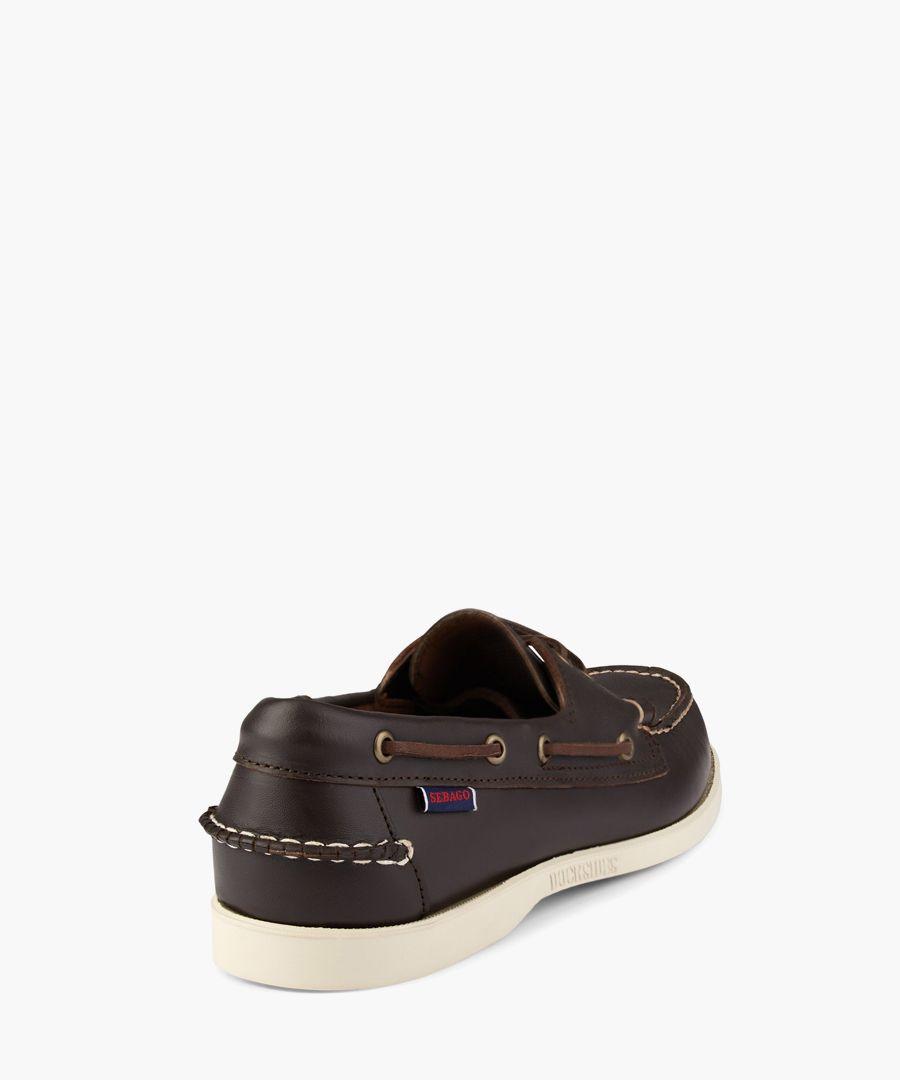Docksides Portland Dark brown boat shoes