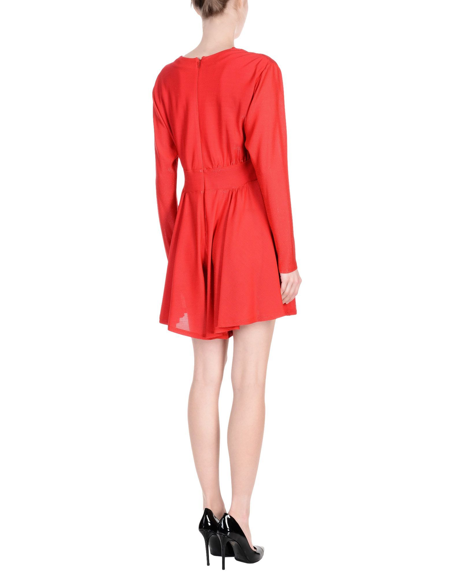Pinko Red Playsuit