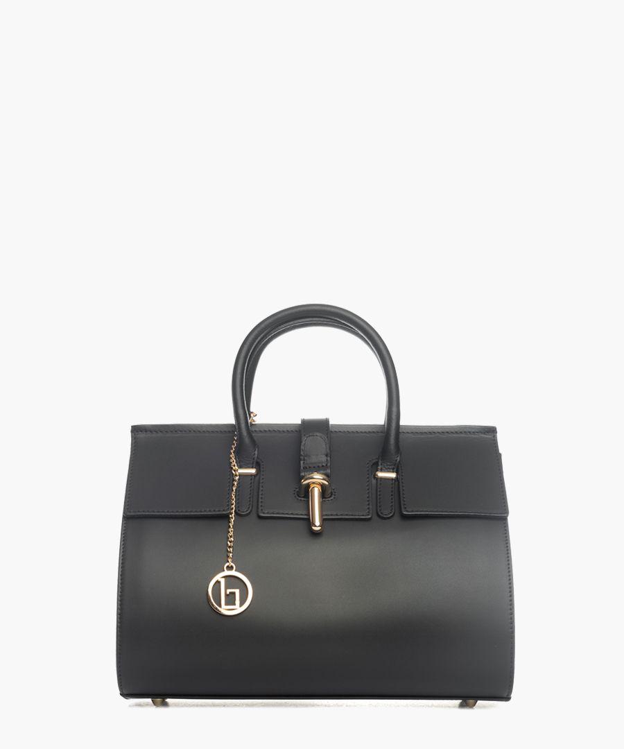 Secchia black grab bag