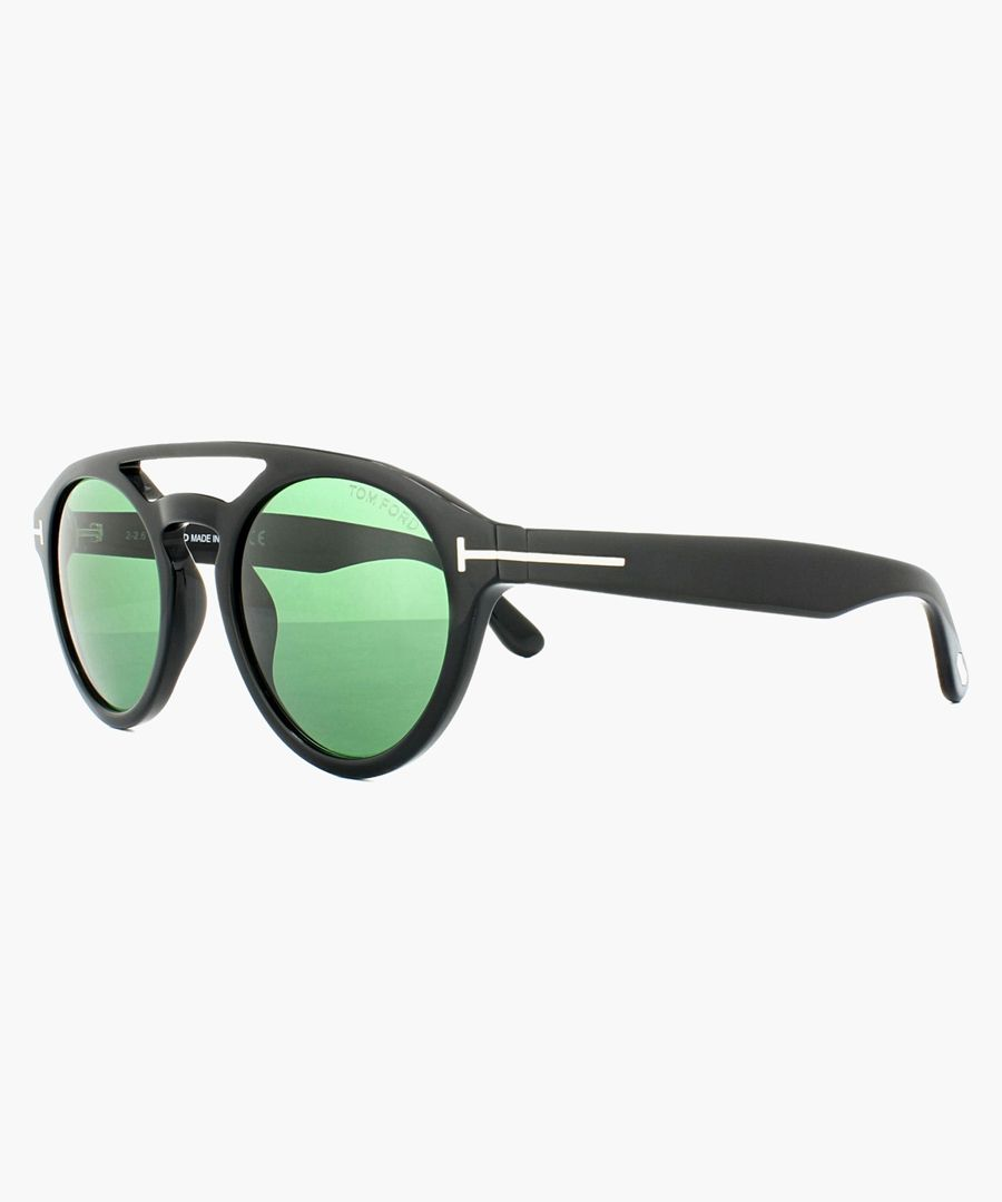 Clint black sunglasses