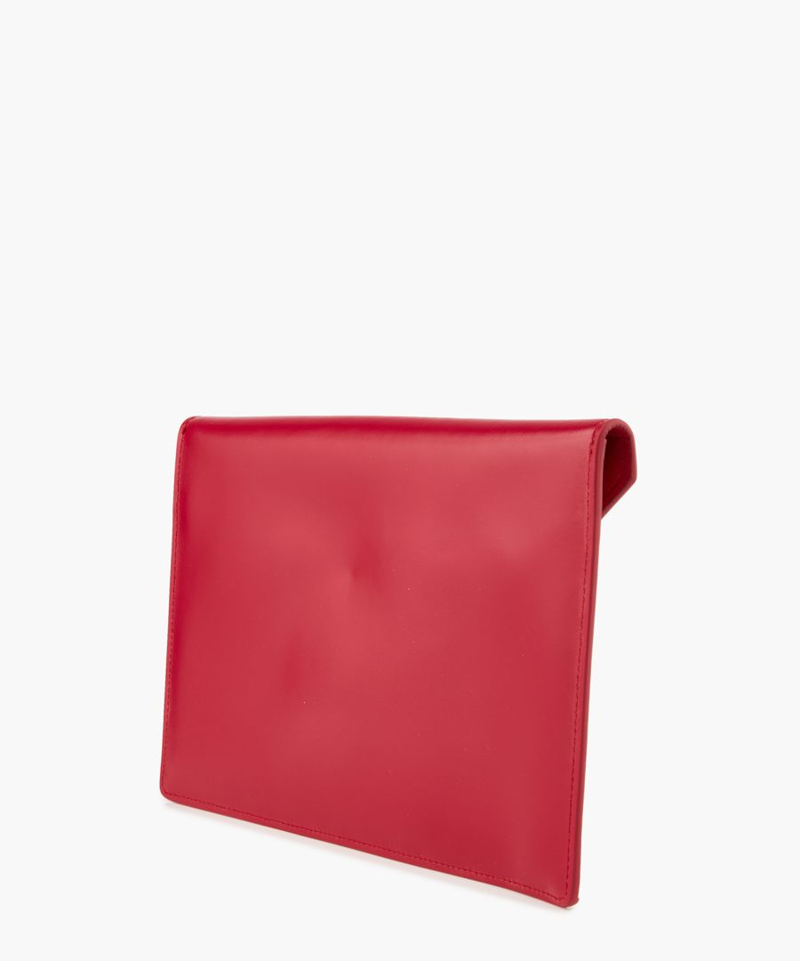 Private envelope green pouch