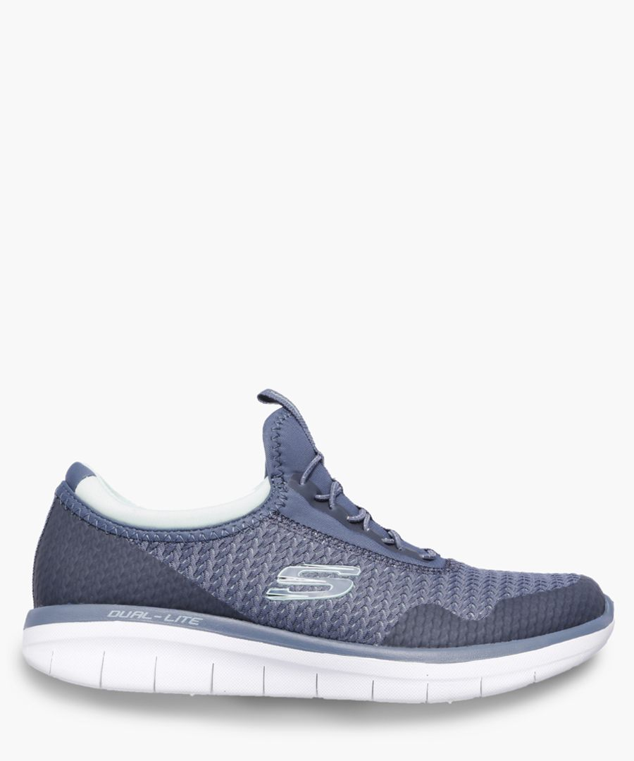 Synergy 2.0 grey trainers