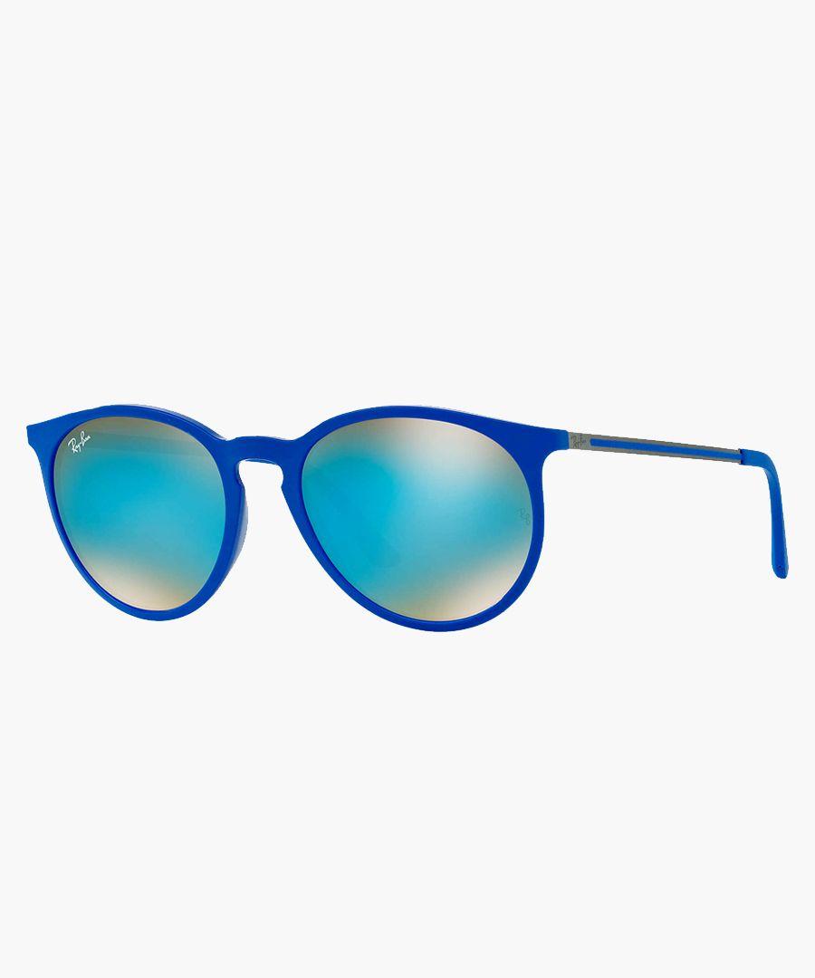 Classic blue sunglasses