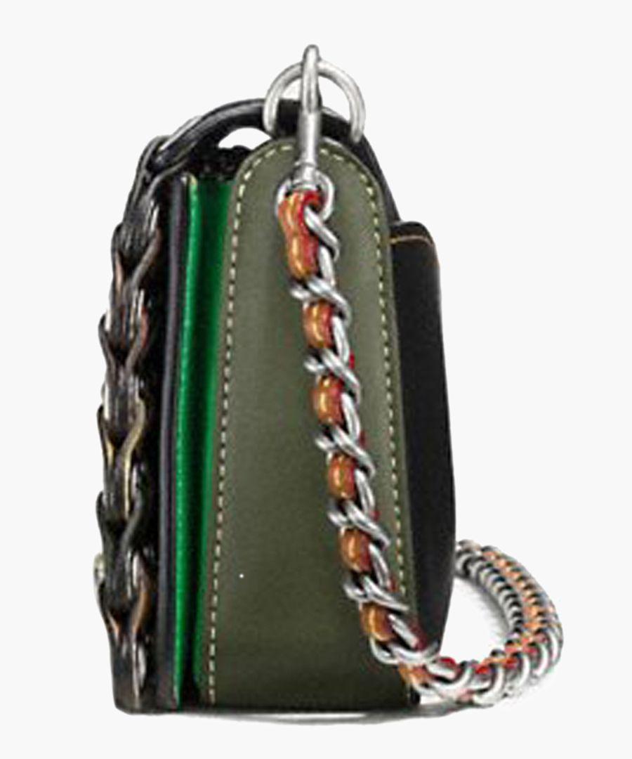 Dinky multi-coloured cross body bag
