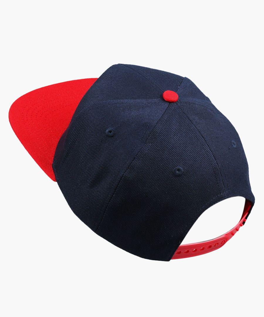 Marvel Line logo red cap