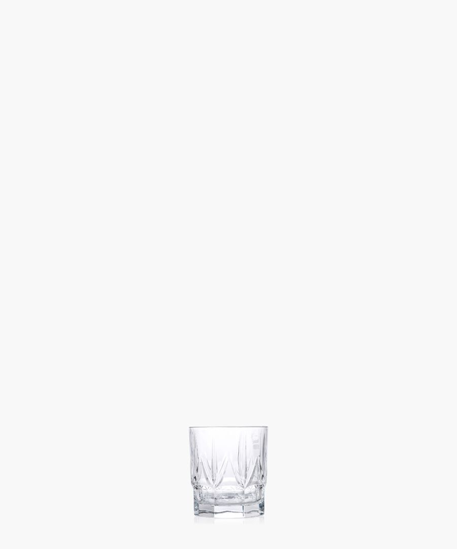 Chic Luxion Crystal Short tumbler glass 430ml