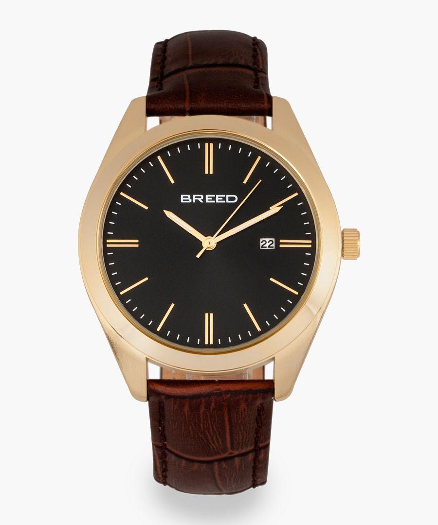 Breed Louis brown watch