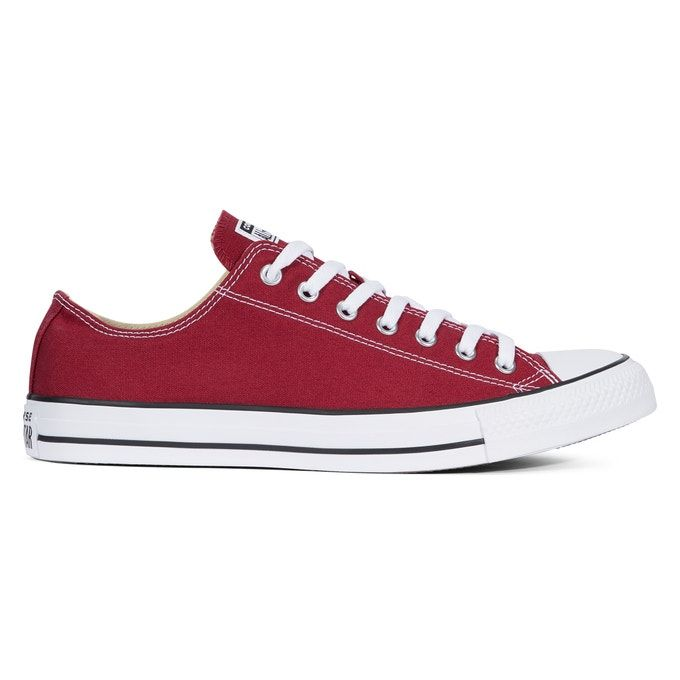 Converse All Star Unisex Chuck Taylor Low Top - Maroon
