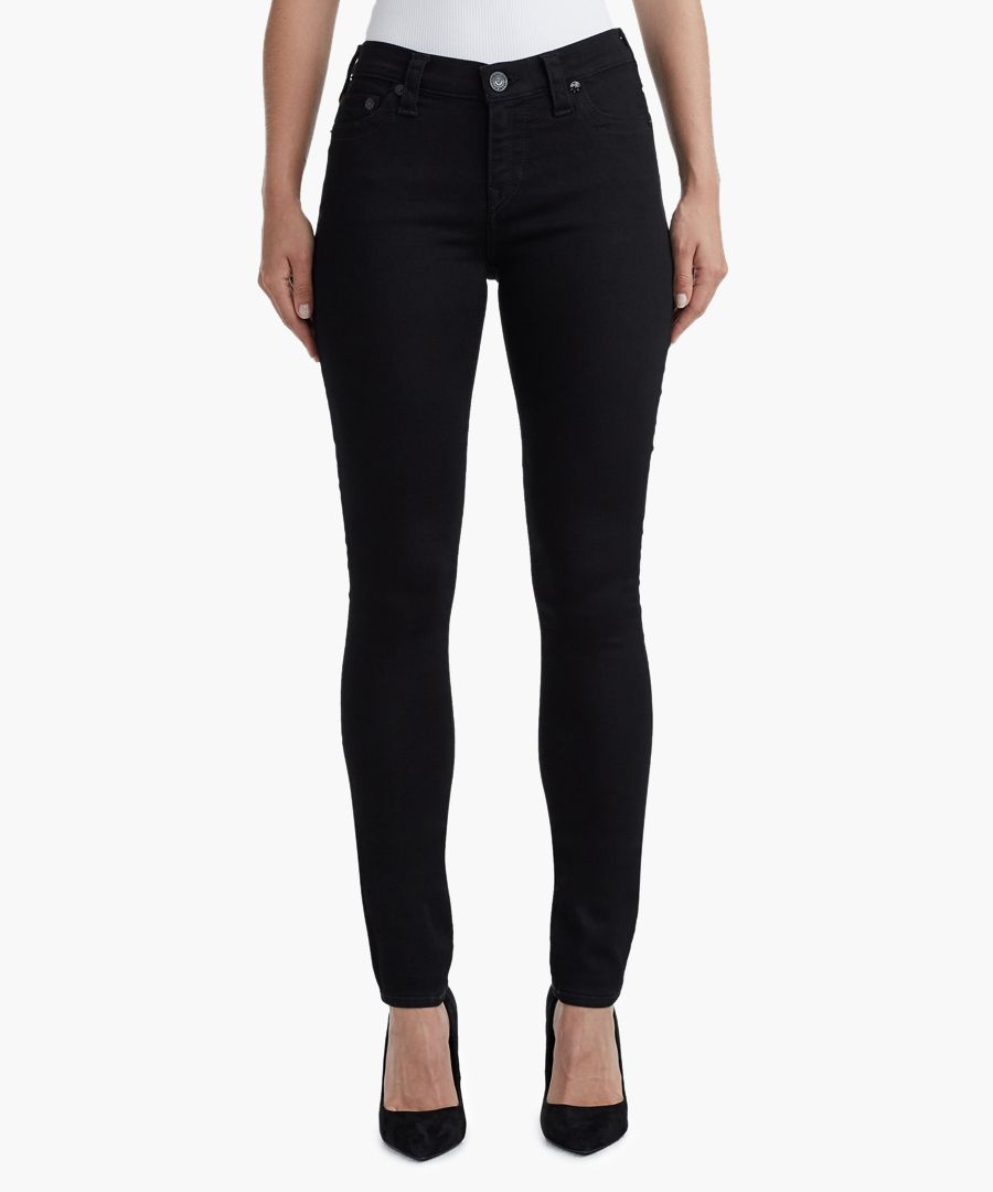 Stella night cotton skinny jeans
