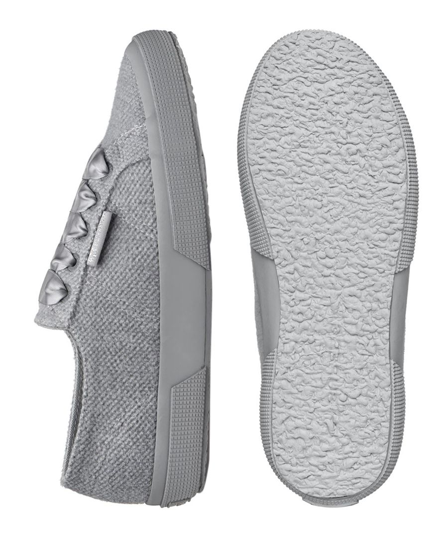 Grey breathable trainers