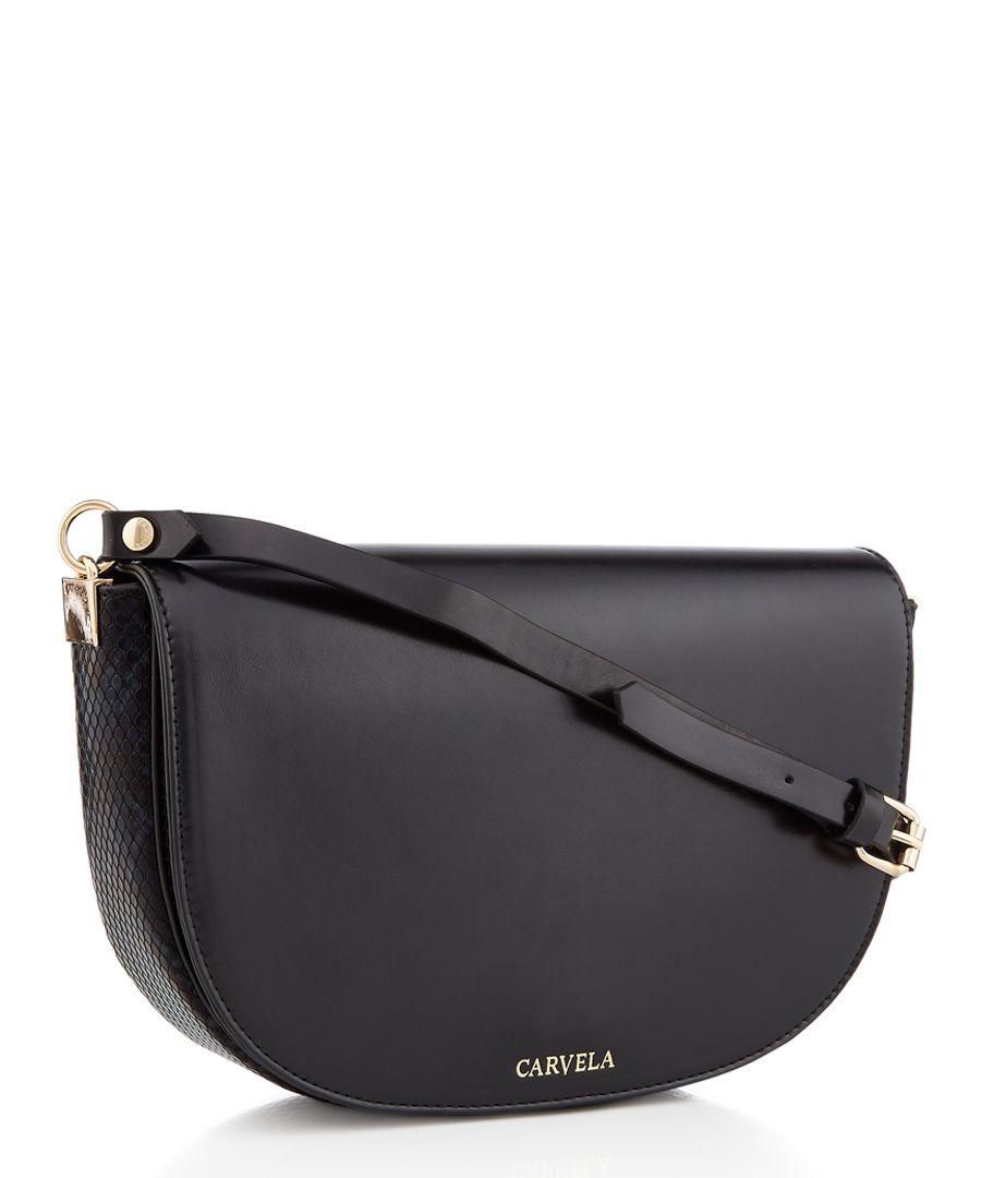 Echo black mini bag