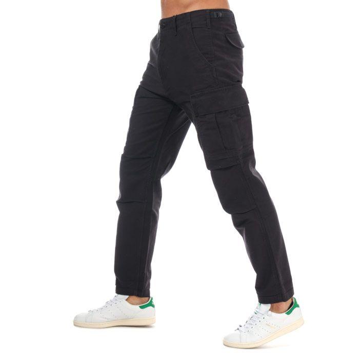 Men's Levis Hi-Ball Cargo Pants in Black