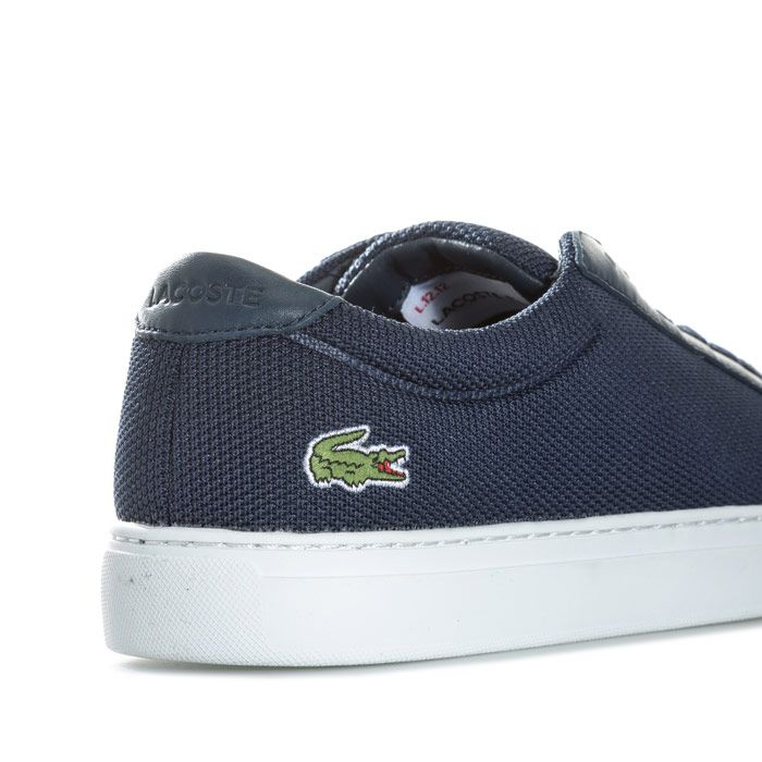 Men's Lacoste L.12.12 BL 2 CAM Trainers in Navy