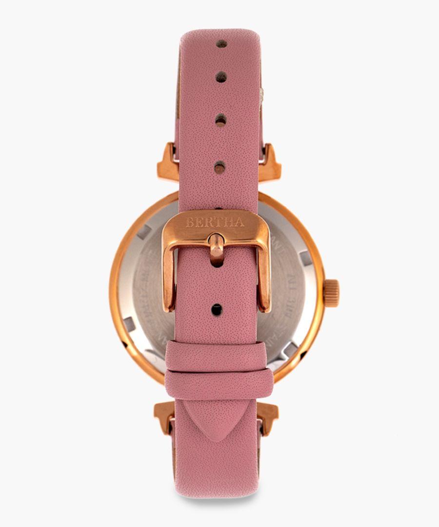 Jasmine pink watch