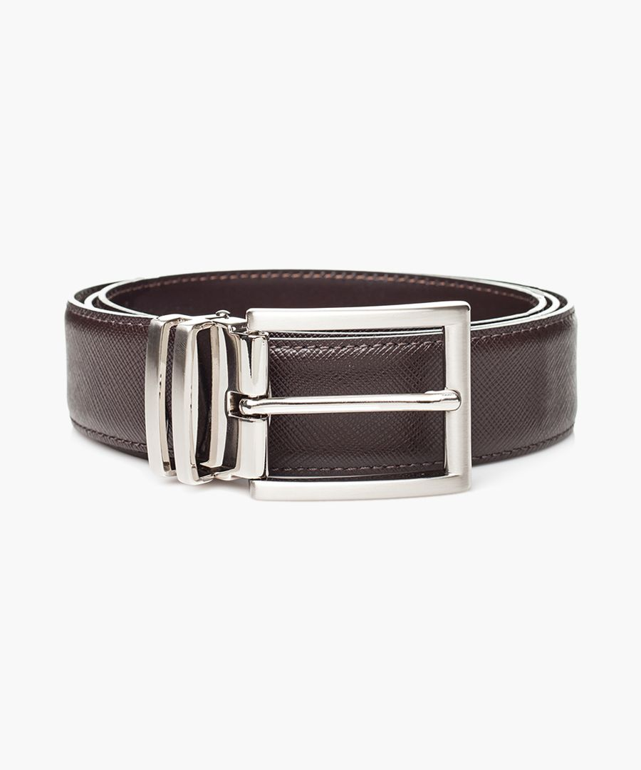 Moro leather belt