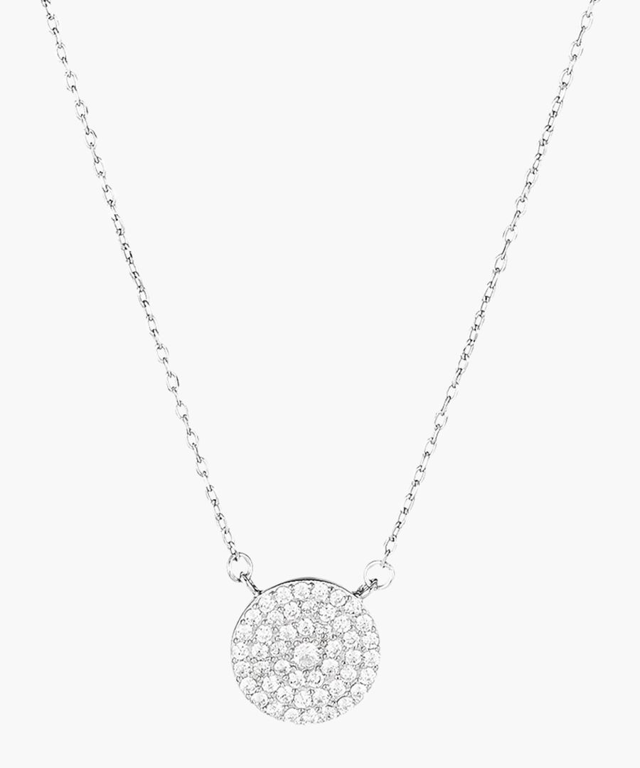 Sun Of My Heart silver-plated necklace