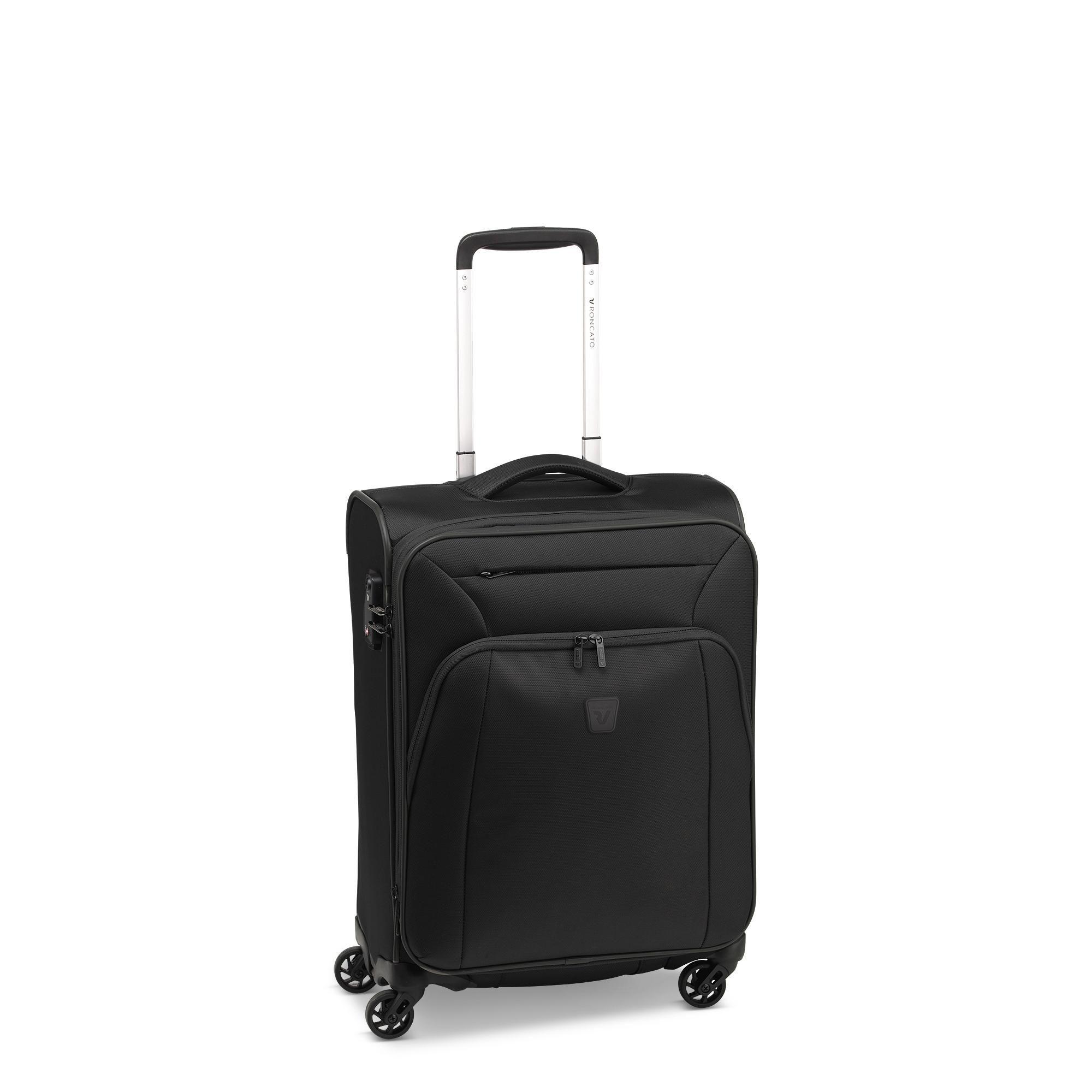 Trolley Cabin Case Element 55/20 Roncato NERO