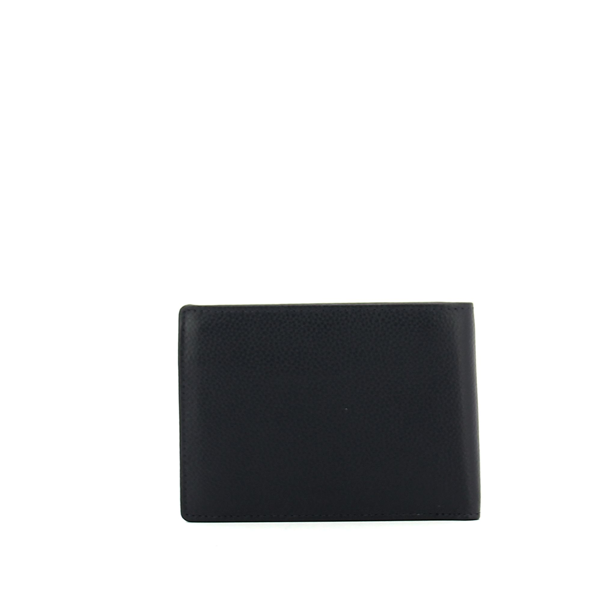 Men Wallet with Coin Pouch Piquadro BLU/MARRONE