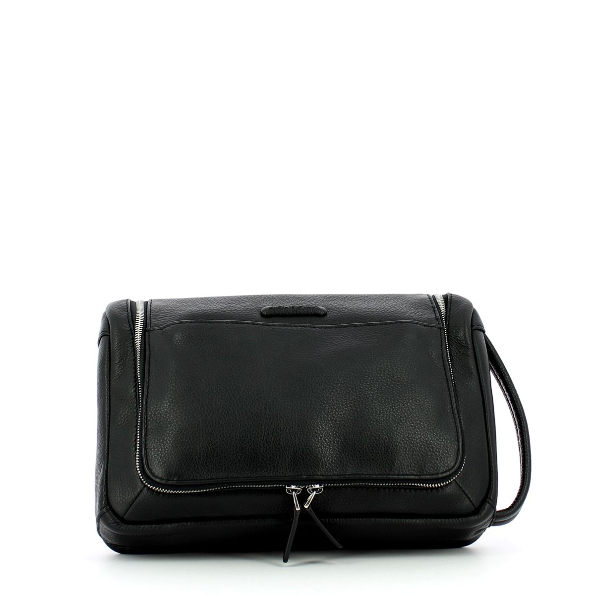 Travel large cosmetic case with hook Modus Piquadro NERO