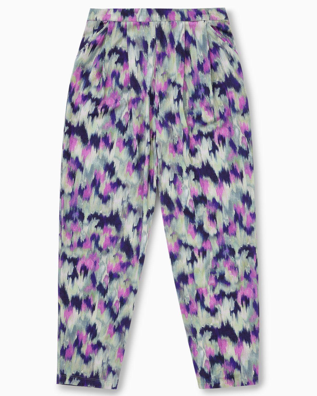 Haze Print Jersey Trouser
