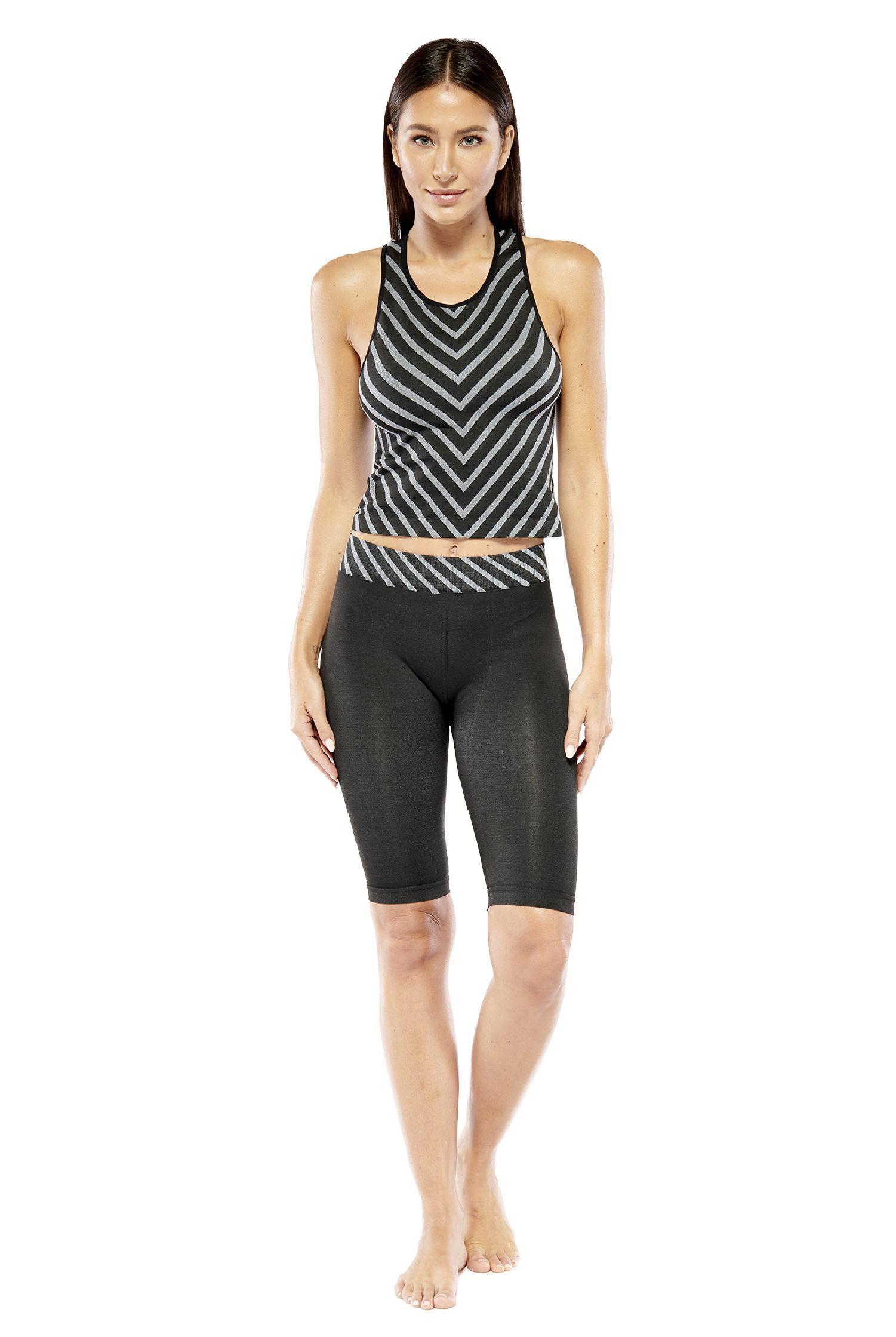 Linear Biker Short