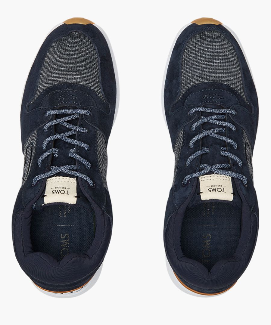 Arroyo navy canvas shoes