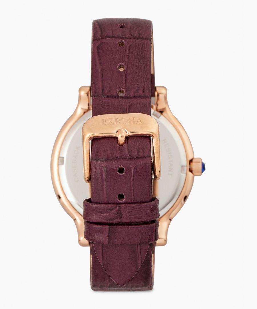 Cora purple watch