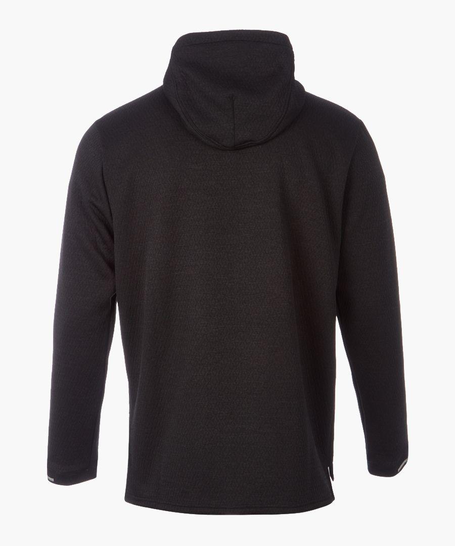 N.R.G. black full-zip jacket