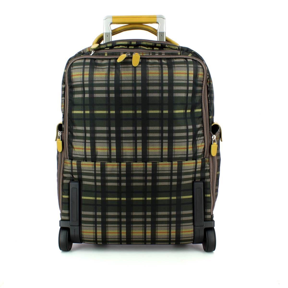 Piquadro, Cabin Luggage Trolley OS18 CHECK
