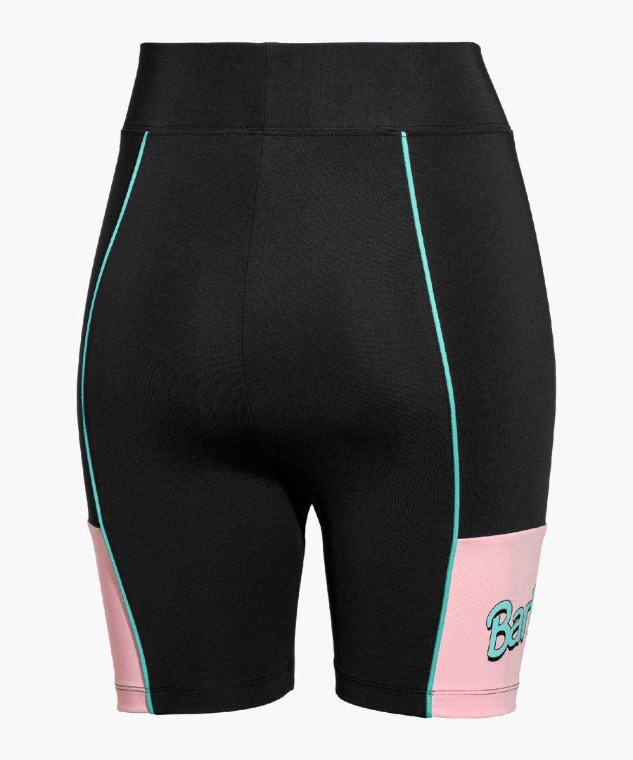 Barbie black cycling shorts