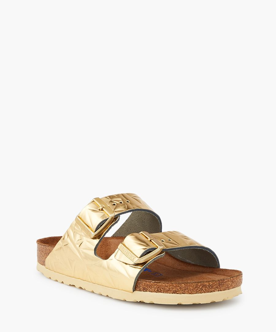 Arizona spectral bronze sandals