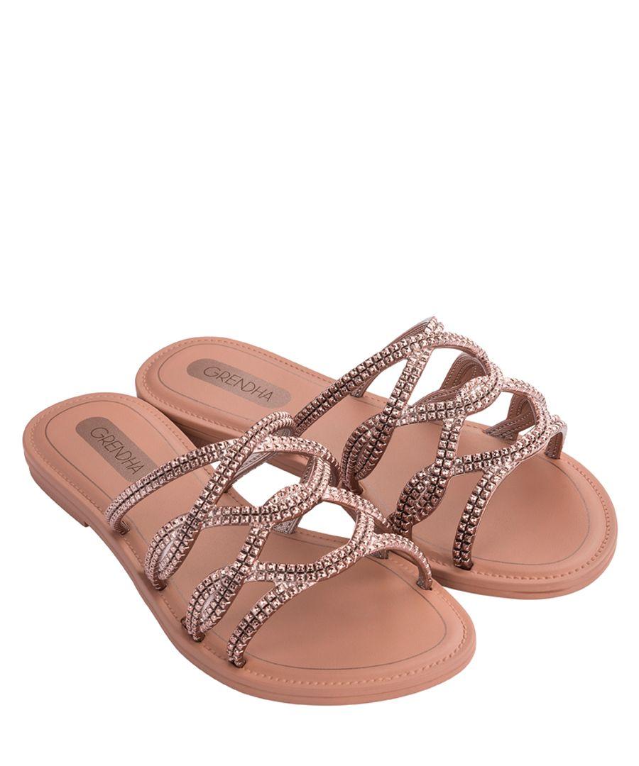 Beauty Slide Blush sandals