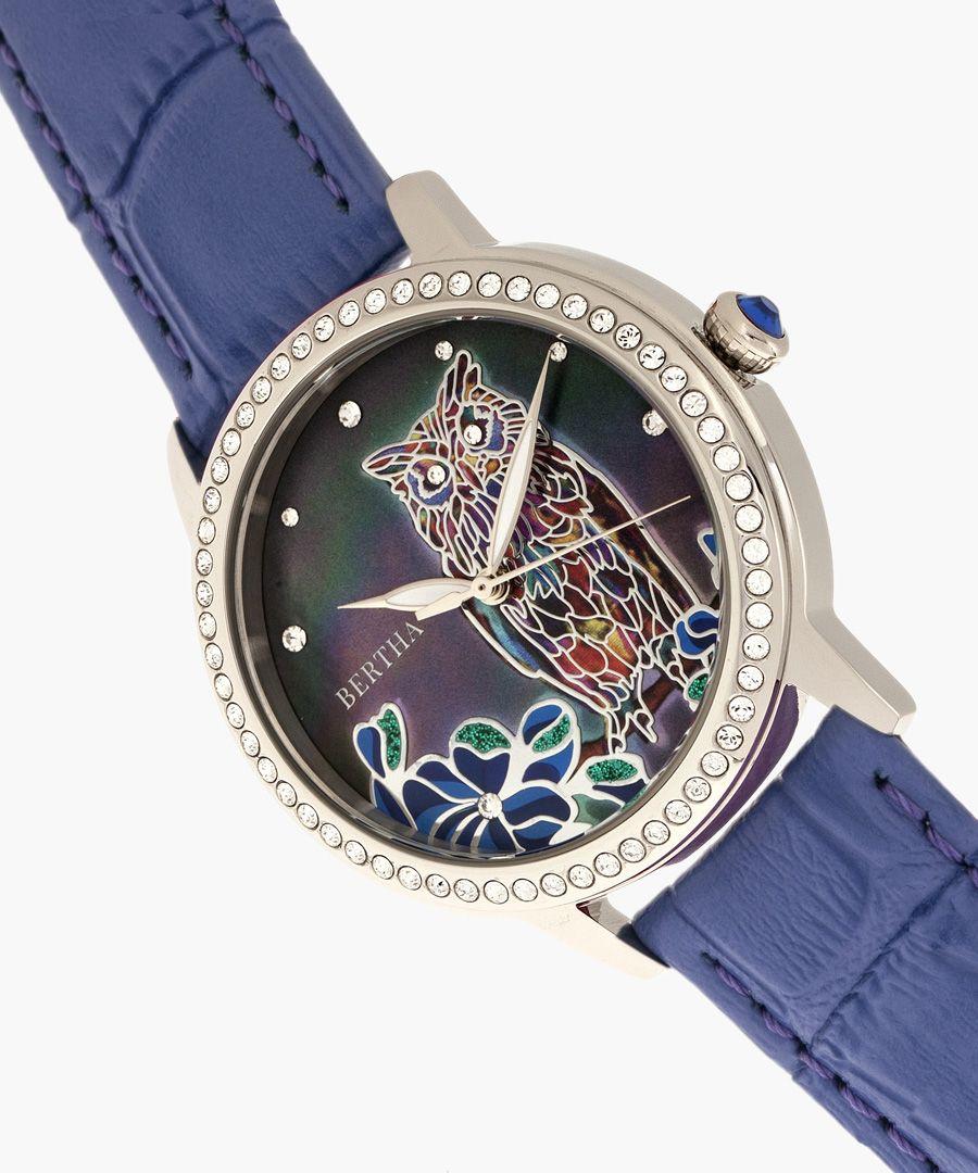 Madeline purple watch