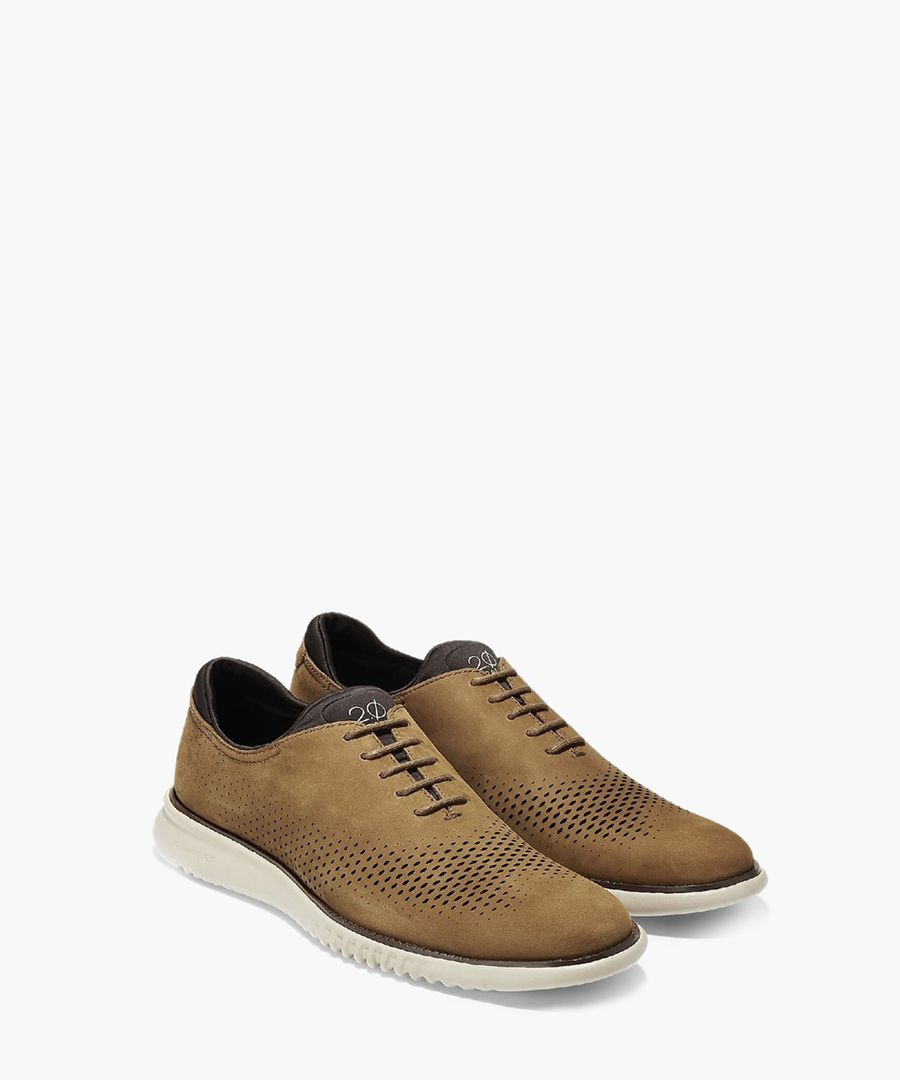 Mens bourban Oxford shoes