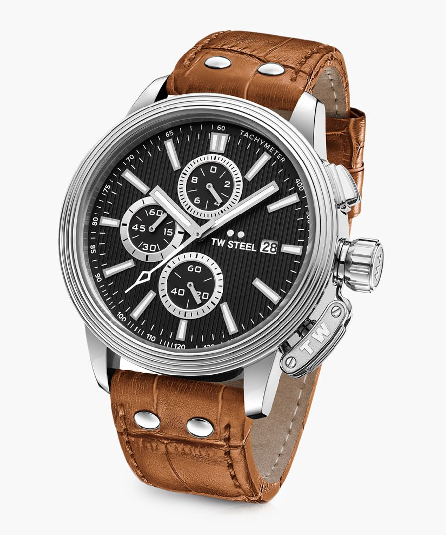 Ceo Adesso brown watch