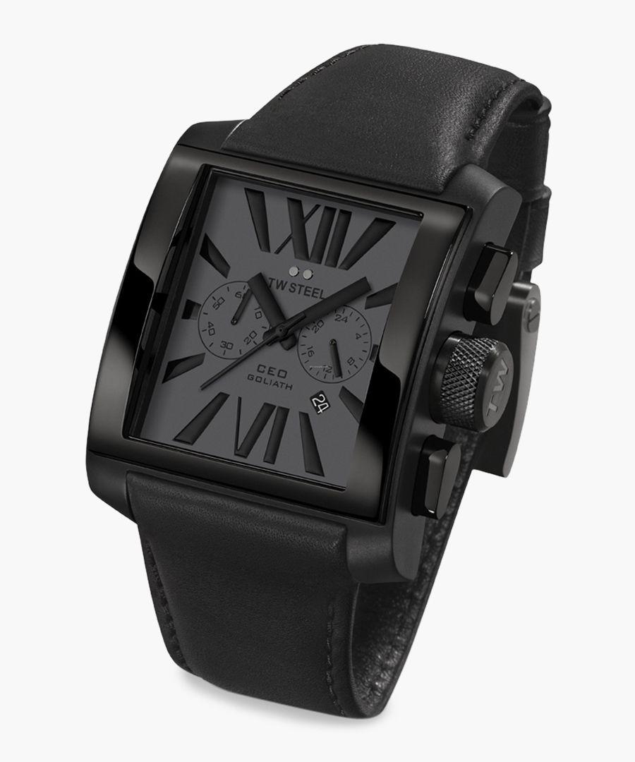 CEO Goliath black watch