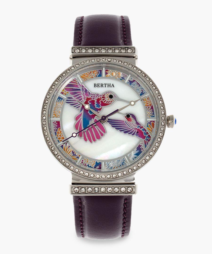 Emily purple watch