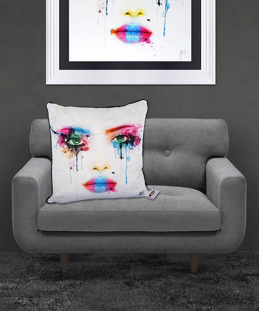 Colors cushion 55cm