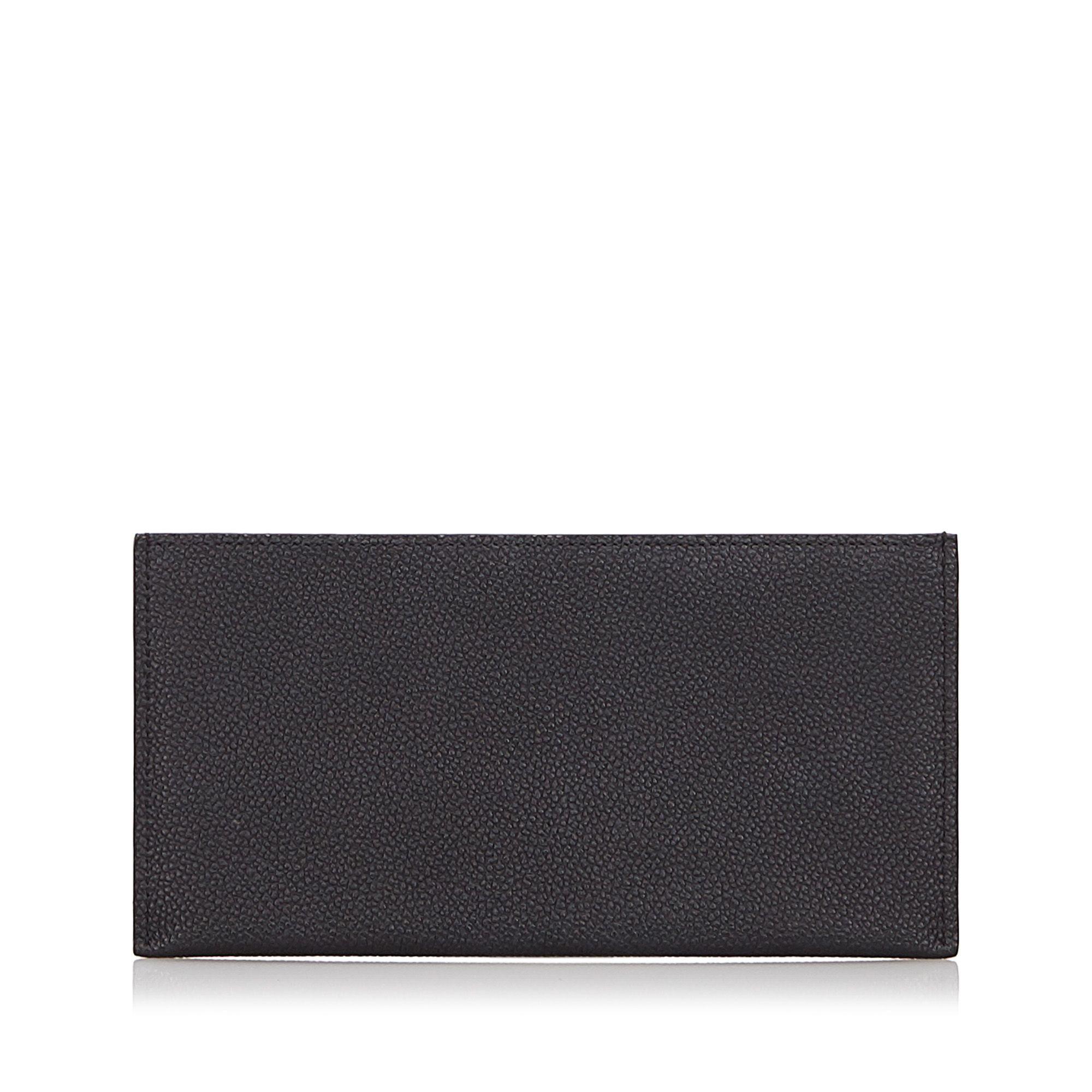 Vintage Louis Vuitton Taiga Pochette Felicie Insert Black