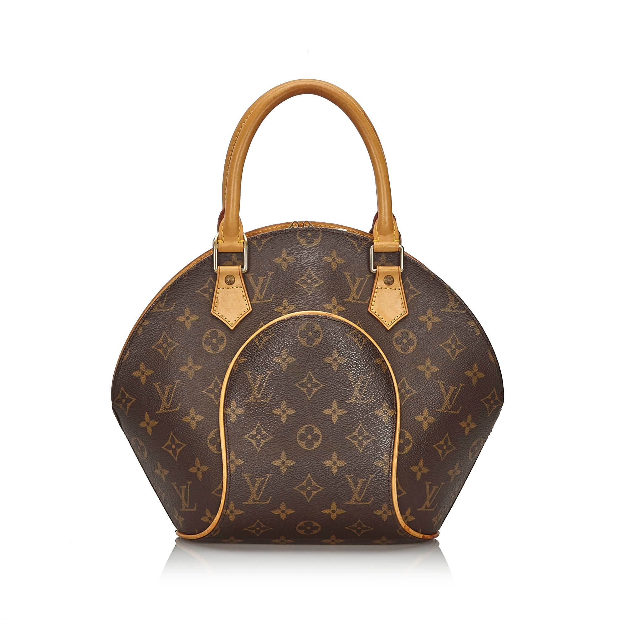 Vintage Louis Vuitton Monogram Ellipse PM Brown