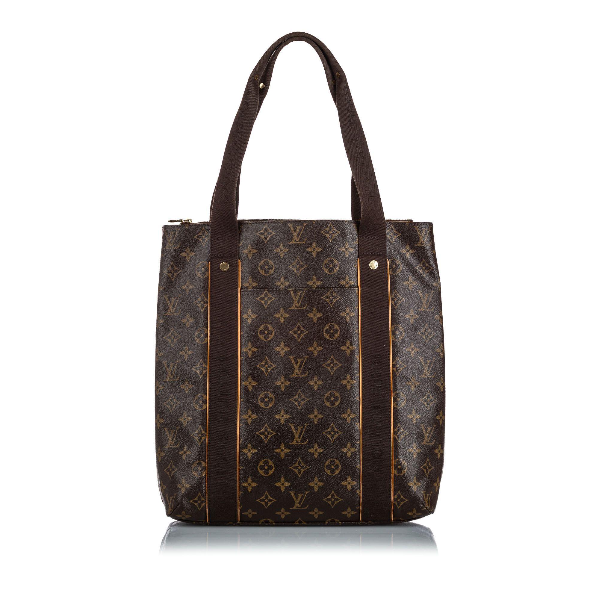 Vintage Louis Vuitton Monogram Beaubourg Brown