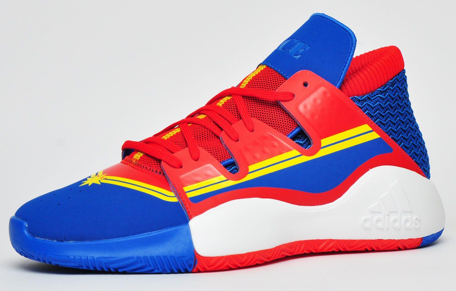 Adidas Pro Vision X Captain Marvel Ltd Edition Mens